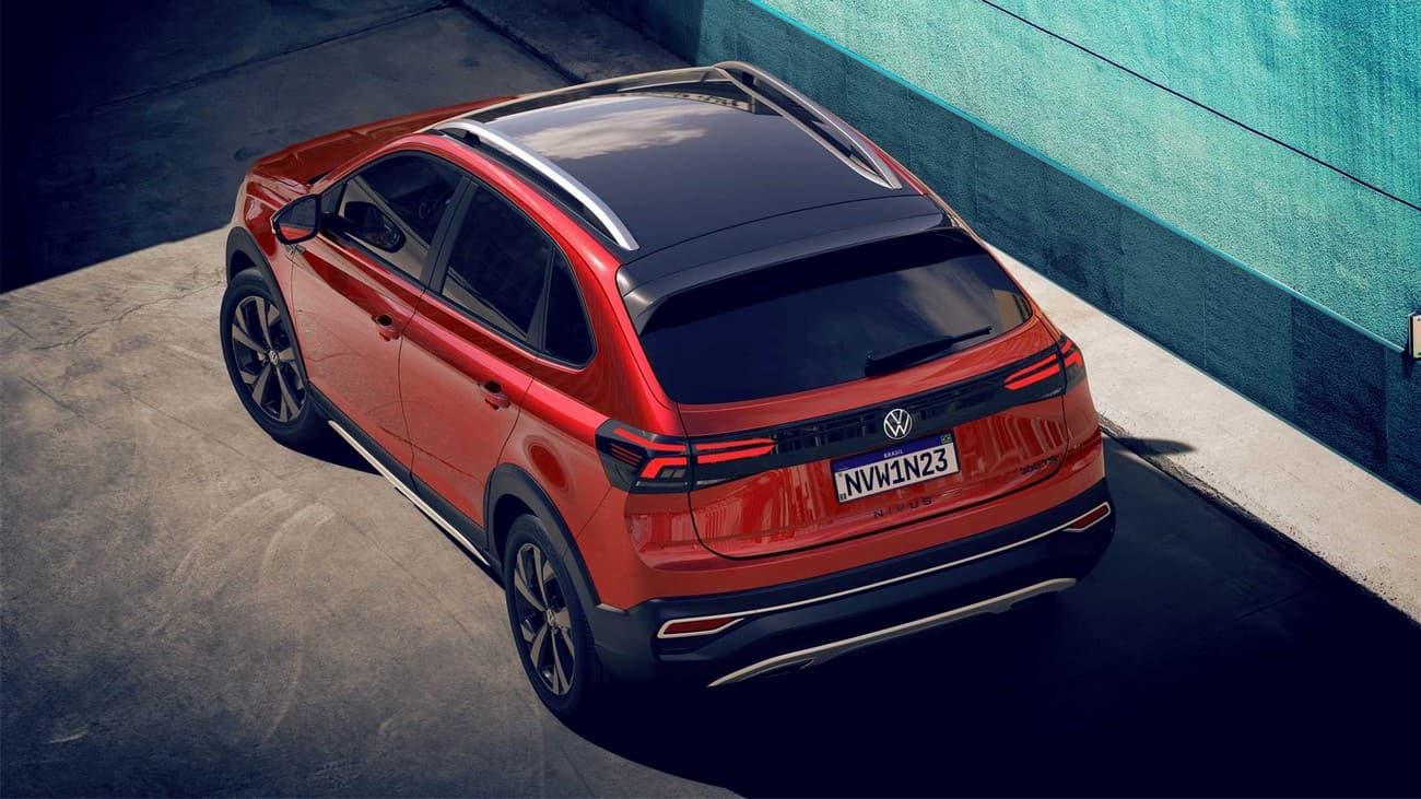 Volkswagen Nivus SUV compacto