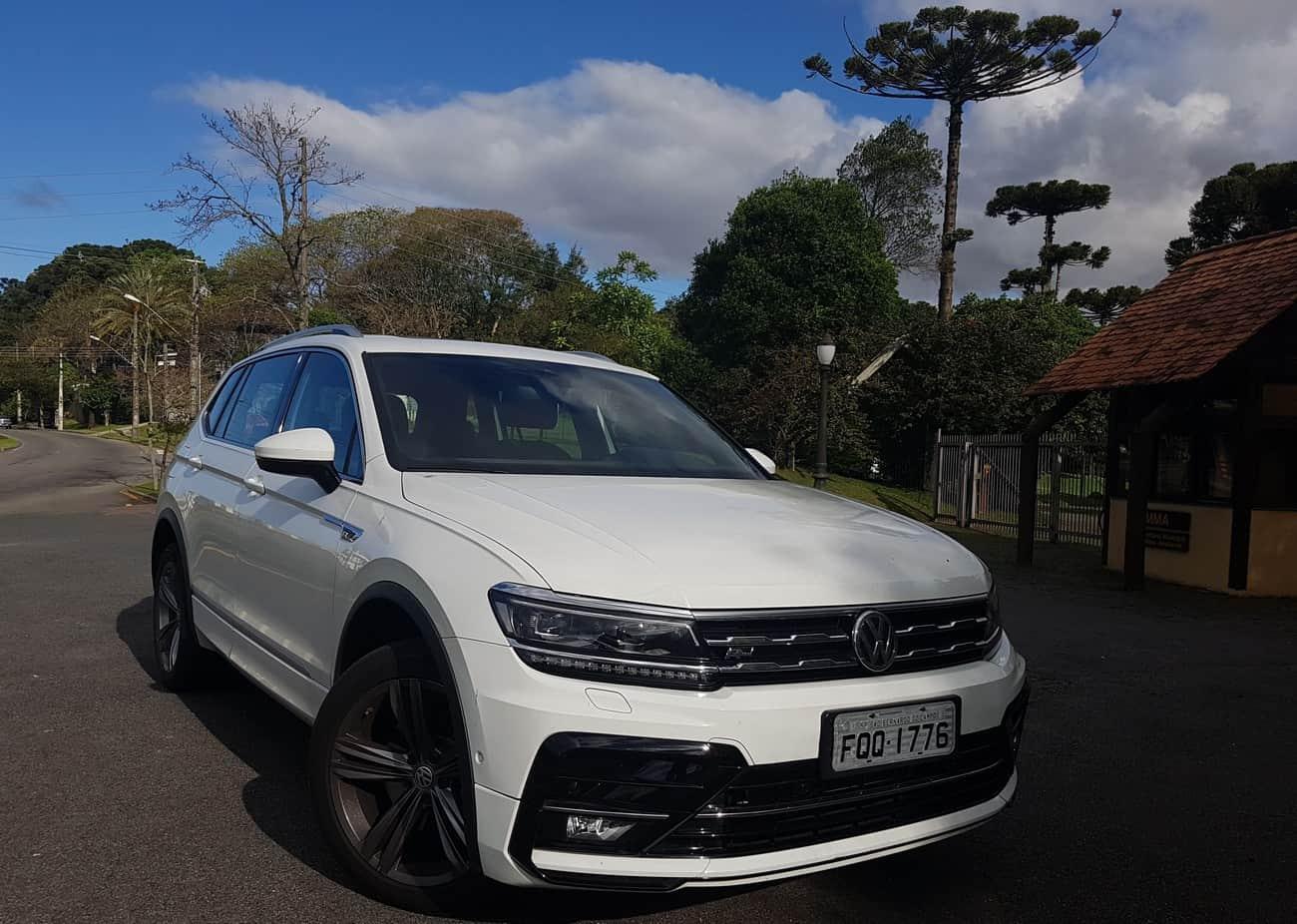 Volkswagen sobe preços de carros e Tiguan já passa de R$ 200 mil