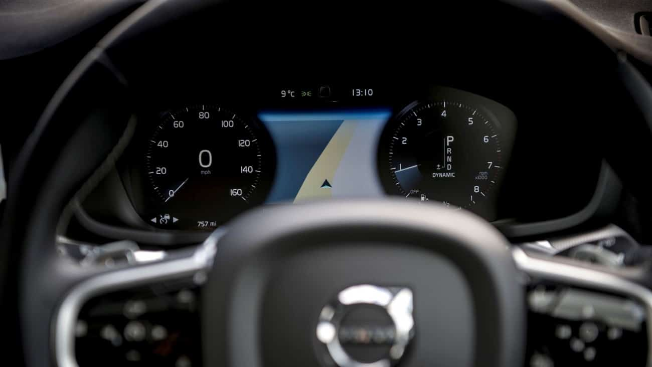 Volvo limita velocidade máxima dos carros a 180 km/h