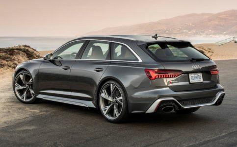 Audi RS6 Avant perua