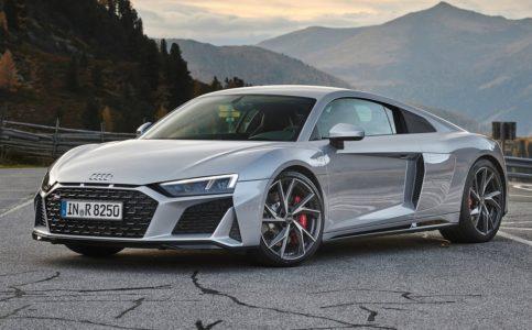 Audi R8 superesportivo
