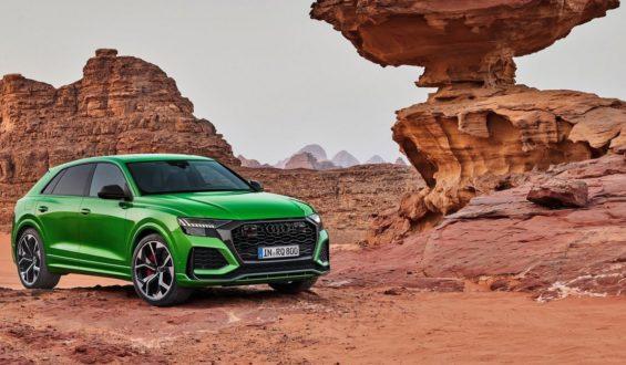 Audi confirma invasão da linha esportiva RS no Brasil