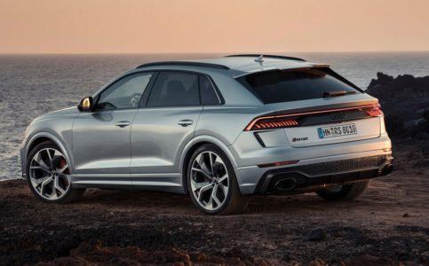 Audi RS Q8 SUV