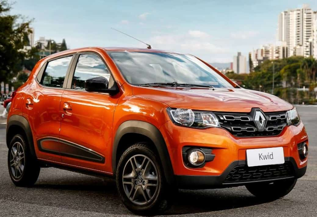 Renault Kwid subcompacto