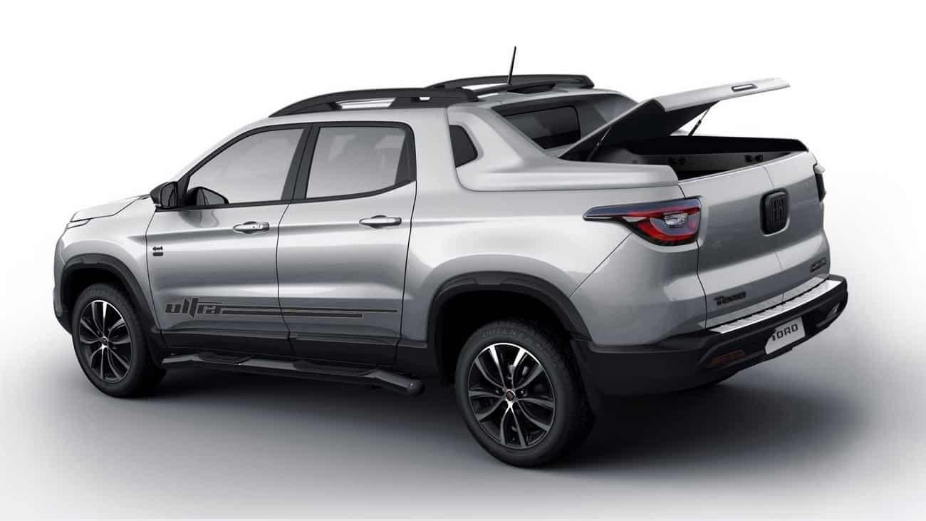 Fiat Toro 2021 com novidades