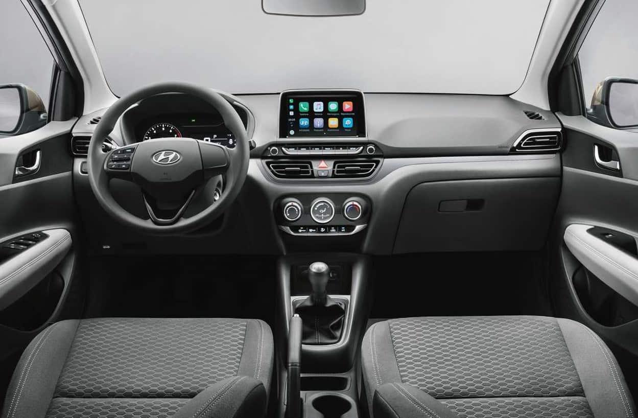 Hyundai HB20 1.0 aspirado 2021