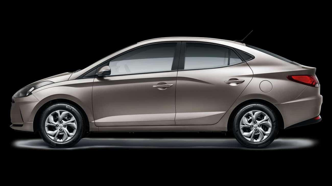Hyundai HB20S 1.0 aspirado 2021