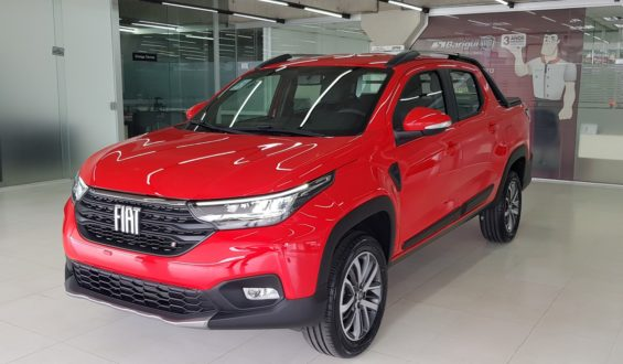 Fiat começa a vender a nova Strada; veja preços, versões e itens de série