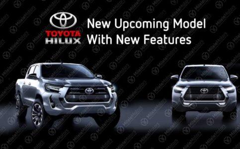 Nova Toyota SW4 projeção