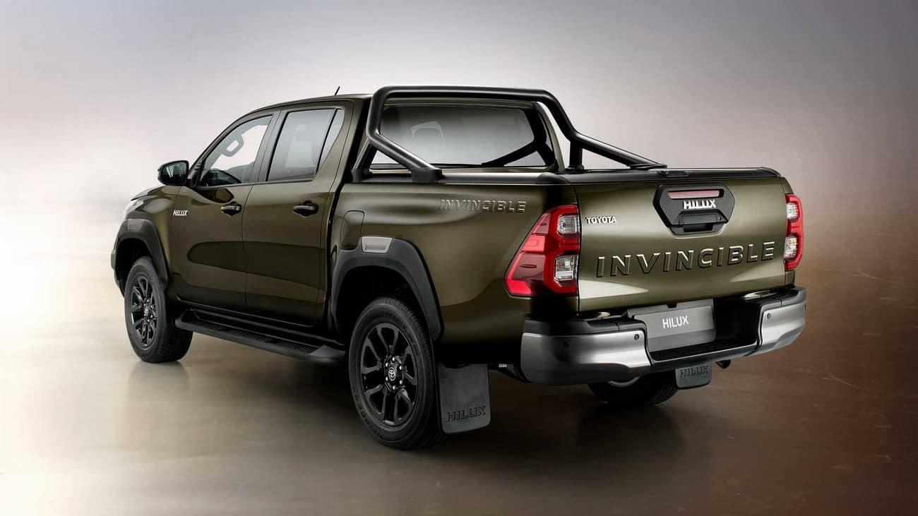 Nova Toyota Hilux 2021