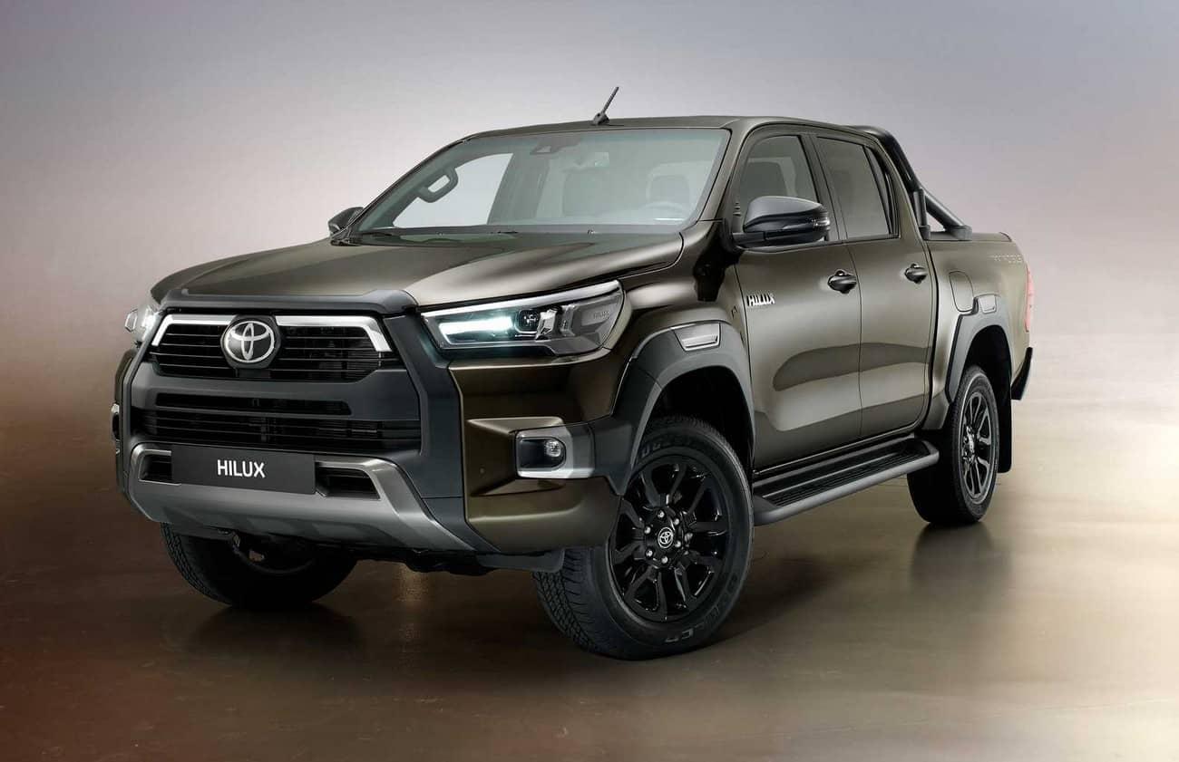 Toyota revela nova Hilux, com motor de 204 cv e multimídia mais moderna