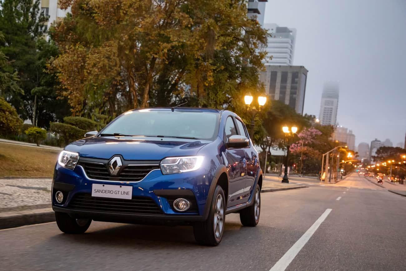 Renault Sandero GT Line está de volta e com visual reestilizado; veja preços