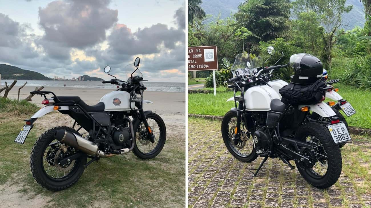 Royal Enfield Motodax Rent a Moto