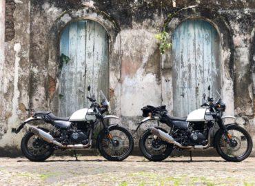 Curte ou sonha viajar de moto? Nem precisa ter uma, basta alugar