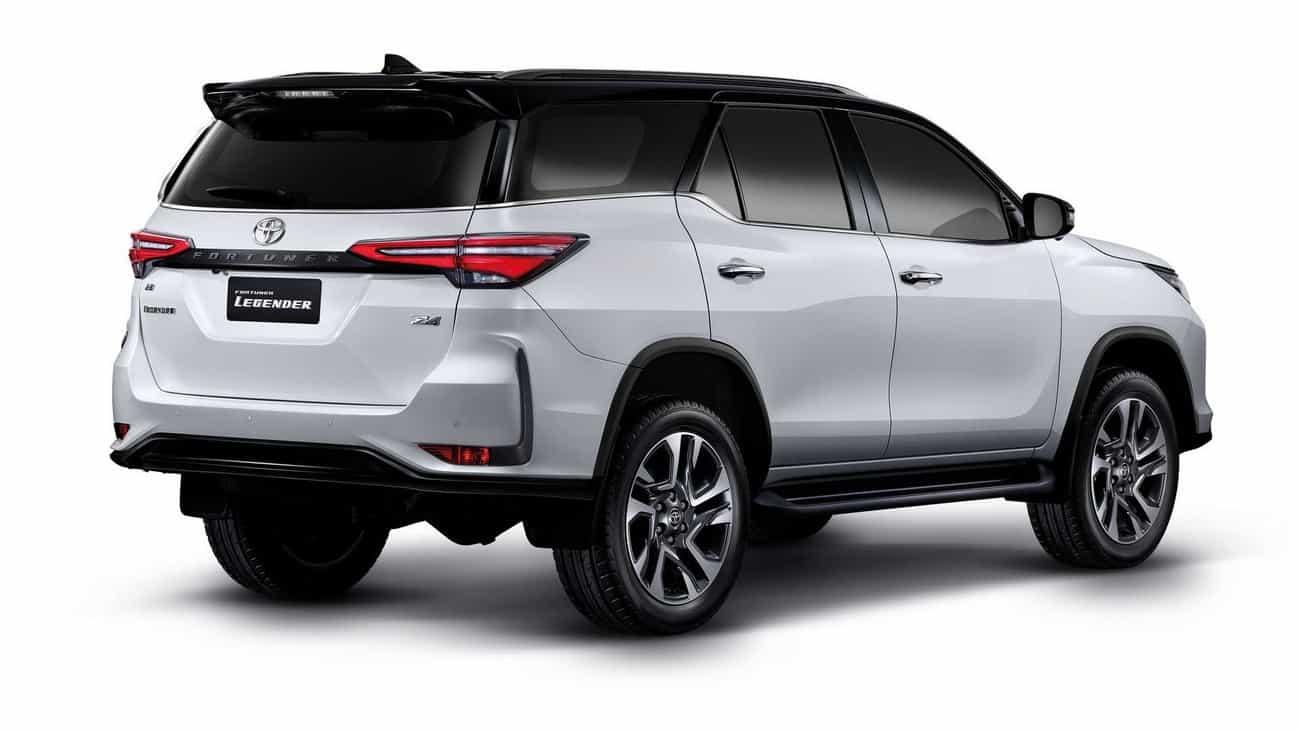 Toyota SW4 nova