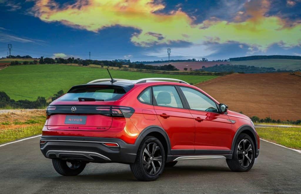 Volkswagen Nivus 2021 traseira