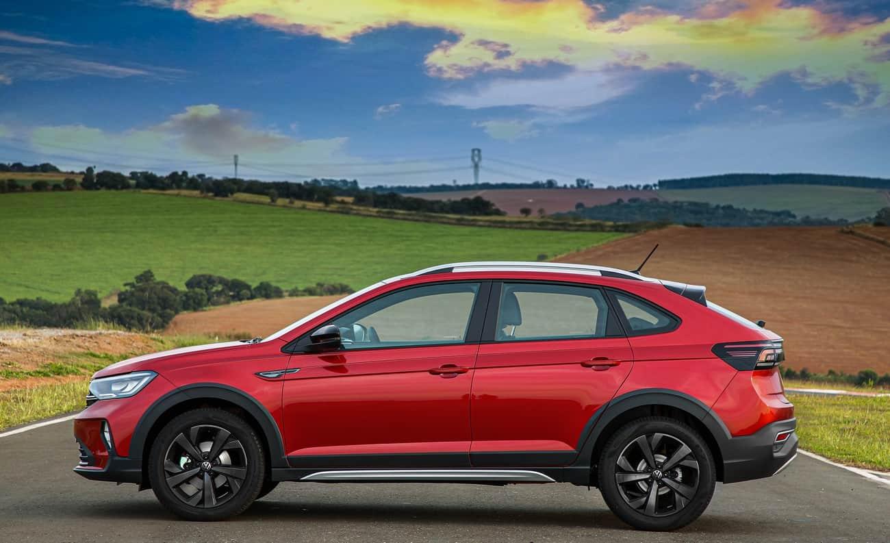 Volkswagen Nivus 2021perfil