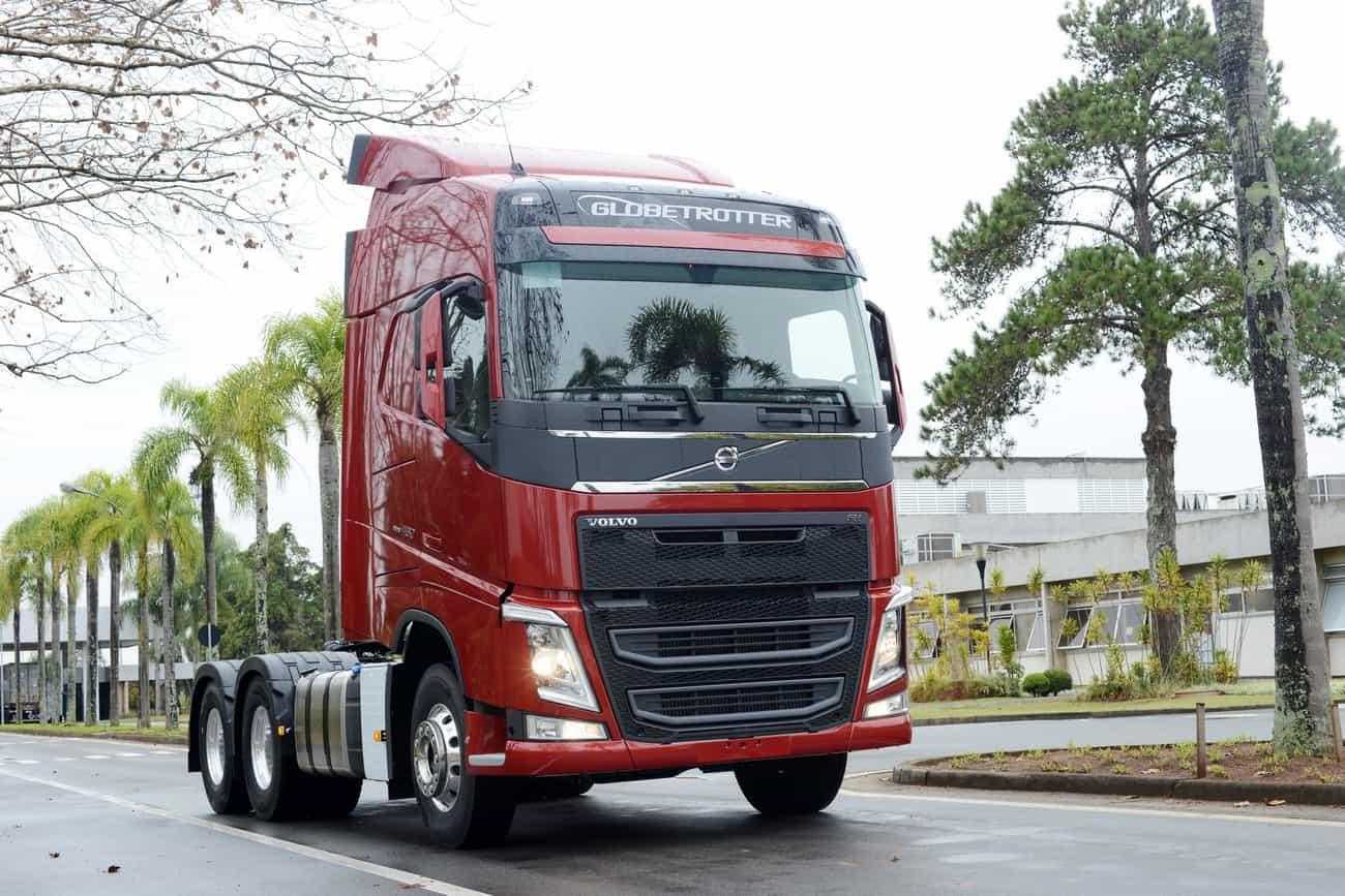 Volvo FH chega à linha 2021