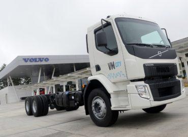 Volvo lança VM City para agilizar o transporte de cargas na cidade