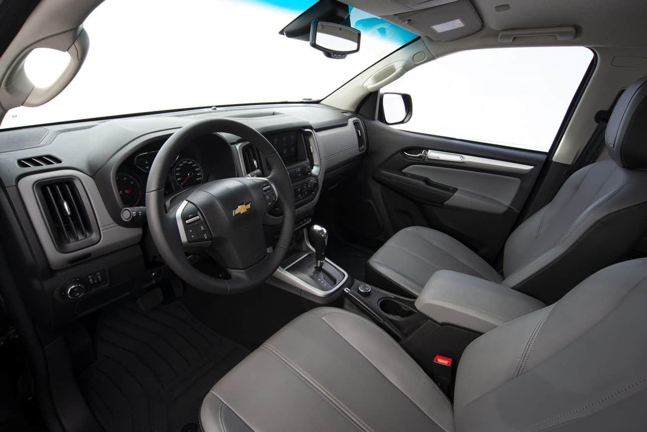 Chevrolet S10 2021 LTZ
