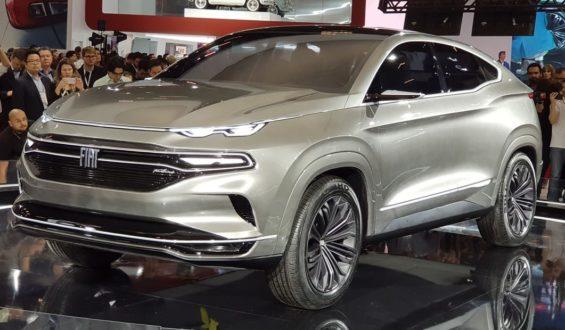 Fiat confirma dois SUVs, motores turbo e câmbio CVT no embalo da nova Strada