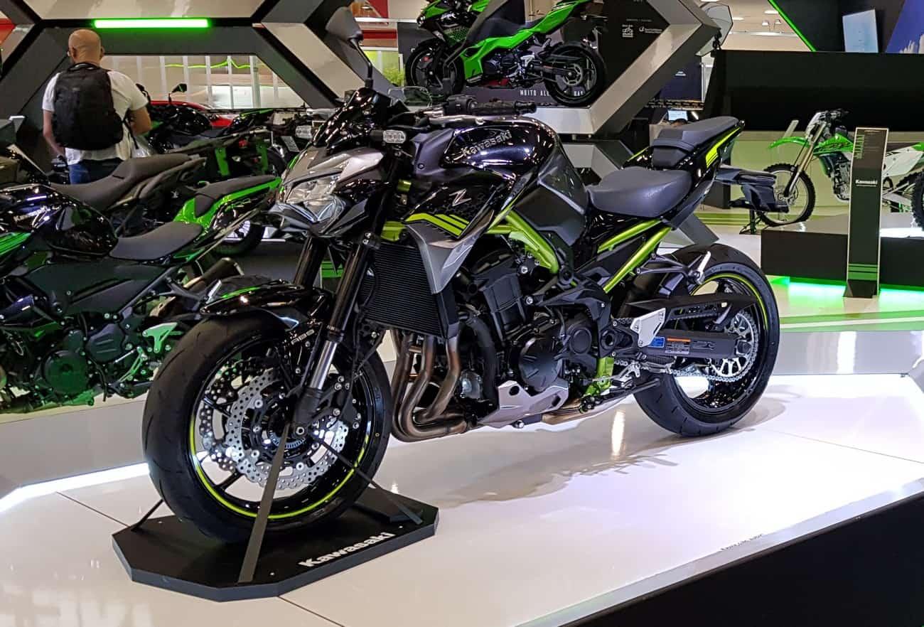 Kawasaki Z900 Salão Duas Rodas 2019