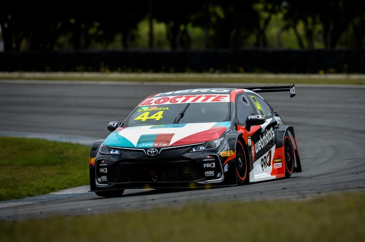 Toyota Corolla Stock Car Bruno Baptista