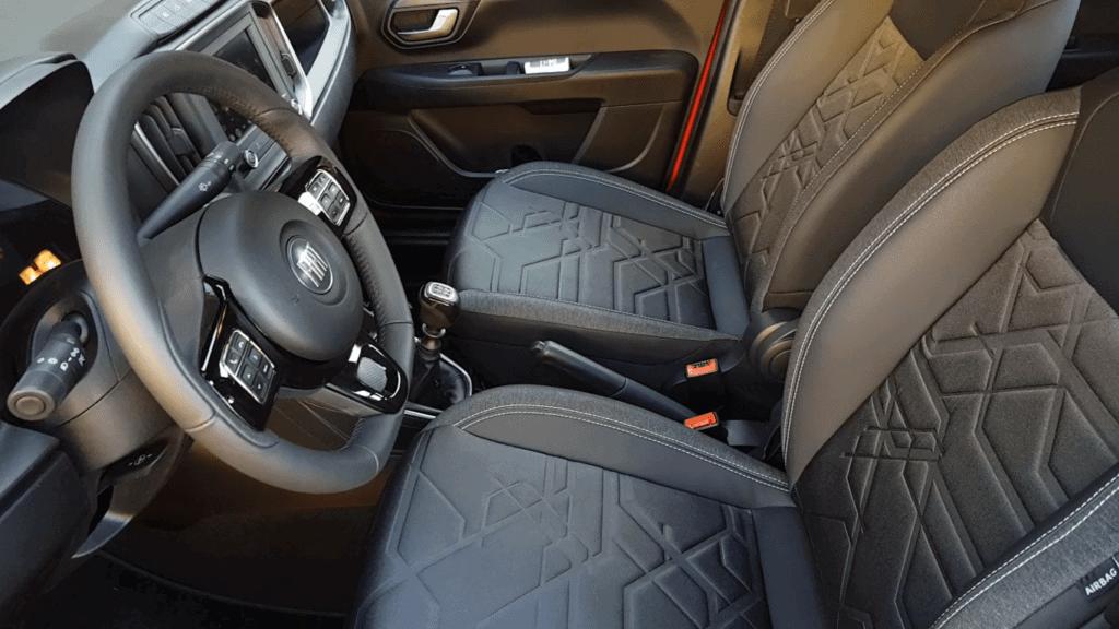 Fiat Strada nova geração