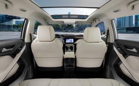 Ford Territory 1.5 SUV interior