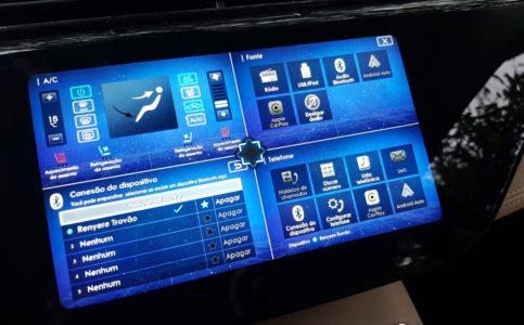 Ford Territory 1.5 SUV central multimídia