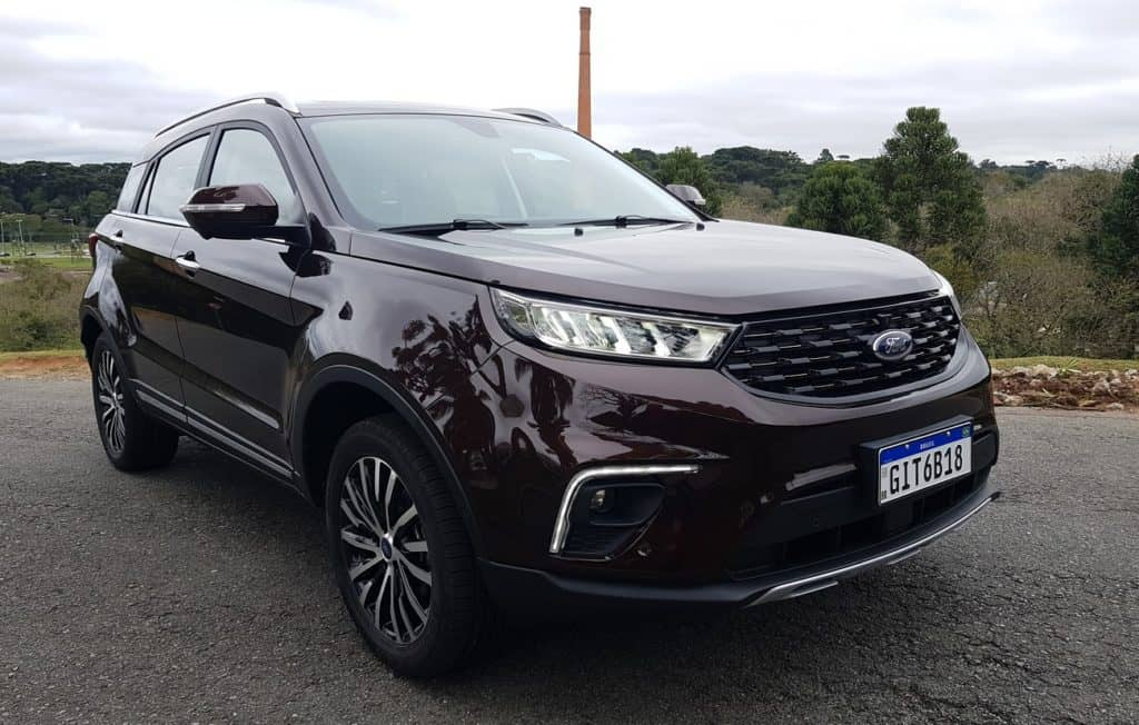 Ford Territory 1.5 SUV