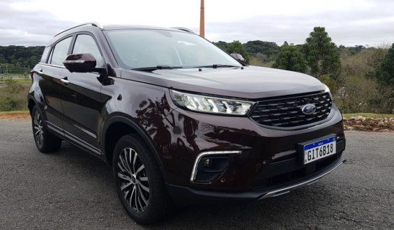 Avaliação: Ford Territory chega ao Brasil com muitos atributos e alguns deslizes