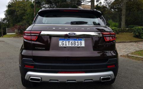 Ford Territory 1.5 SUV traseira