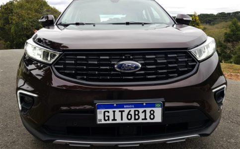 Ford Territory 1.5 SUV dianteira