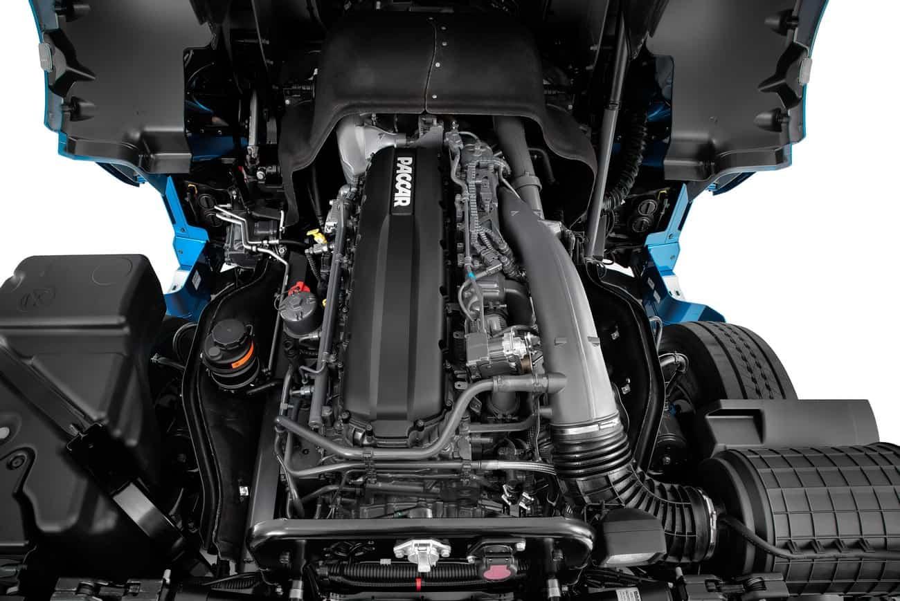 DAF XF extrapesado motor