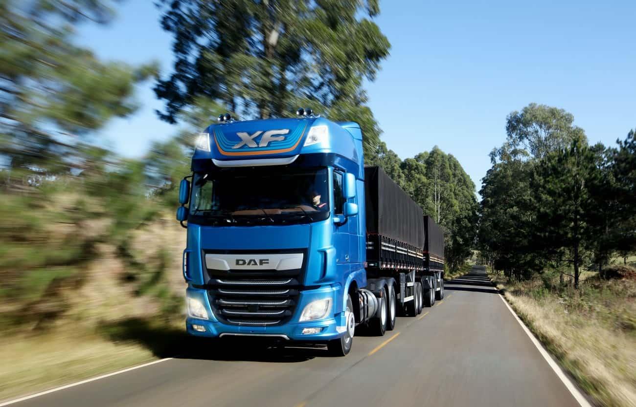 DAF lança nova geração do XF no Brasil e promete consumo 14% menor