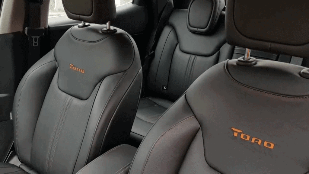 Fiat Toro Volcano 2.0 diesel 2020