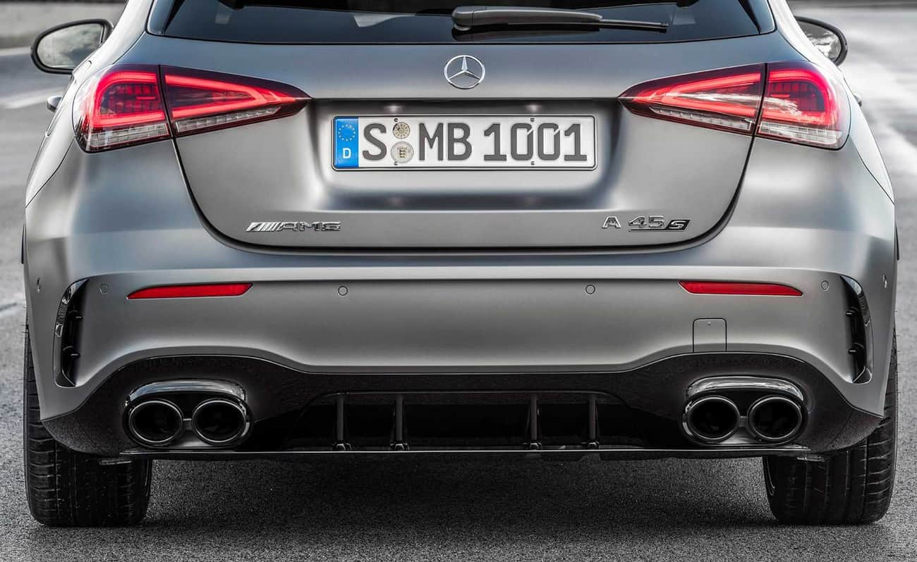 Mercedes-Benz A S 45 AMG