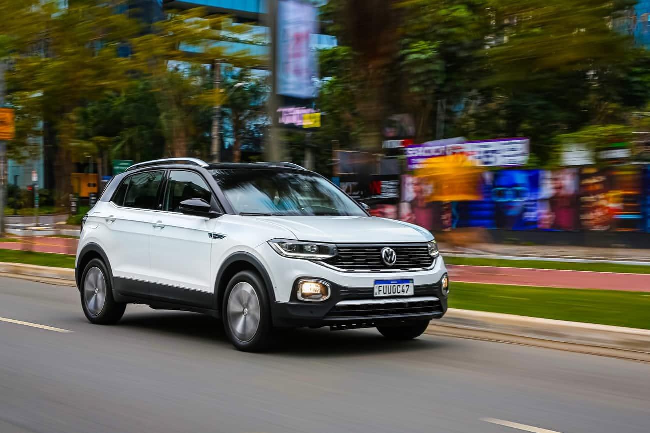Volkswagen T-Cross 2021
