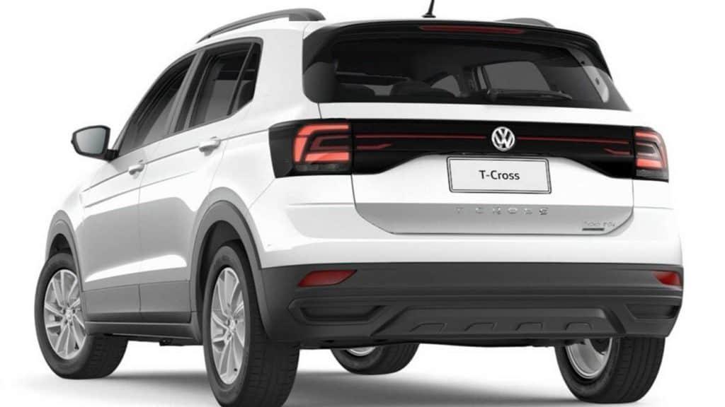 Volkswagen T-Cross Sense