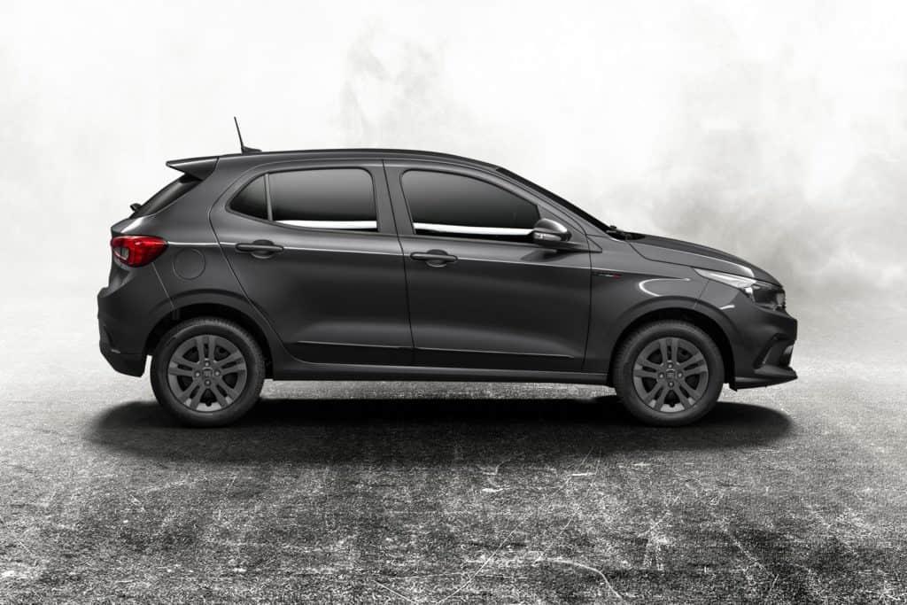 Fiat Argo 2021 S-Design
