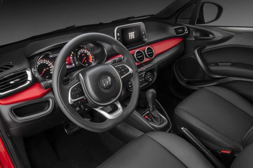 Fiat Argo HGT 1.8