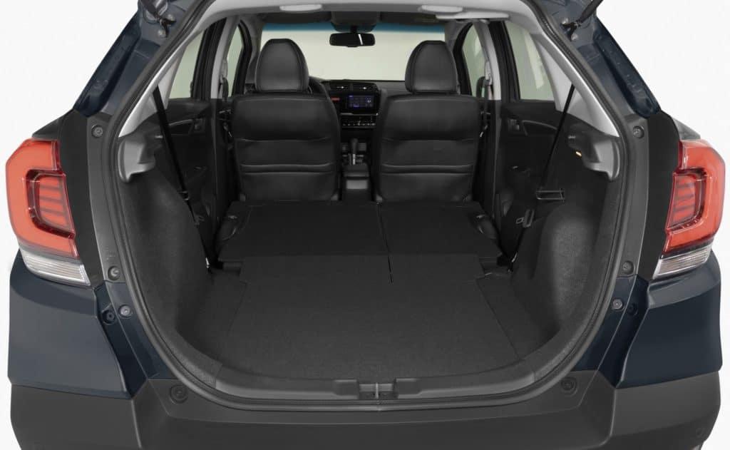Honda WR-V 2021 interior