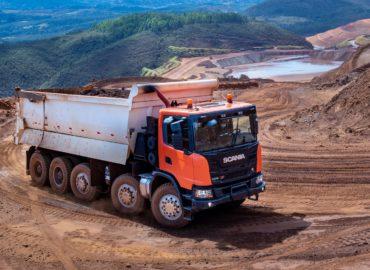Scania lança novo caminhão XT Heavy Tipper com a maior capacidade do mercado