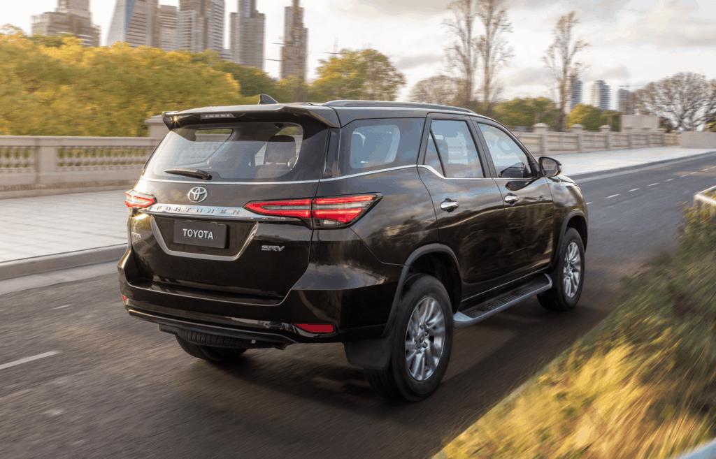 Novo Toyota Sw4 2021 Chega Ao Brasil Precos Versoes E Itens De Serie
