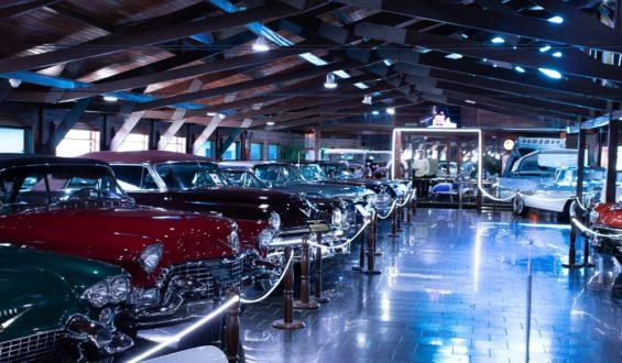 Museu de carros será nova atração do Dreams Parks em Foz do Iguaçu