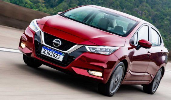 """Novo Nissan Versa chega com status """"premium"""" e tecnologia de carro superior"""
