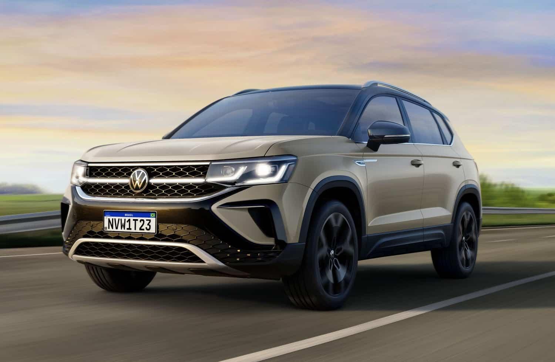 Conheça o Taos, novo integrante da artilharia SUV da Volkswagen no Brasil