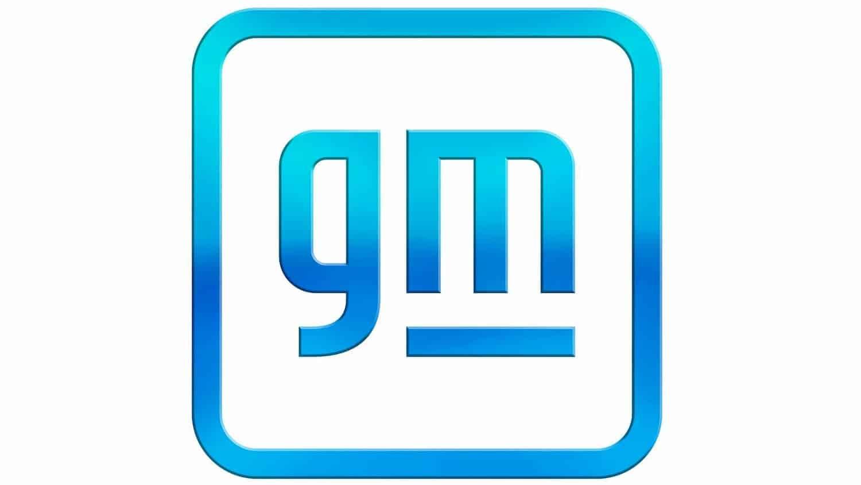Novo logotipo da GM