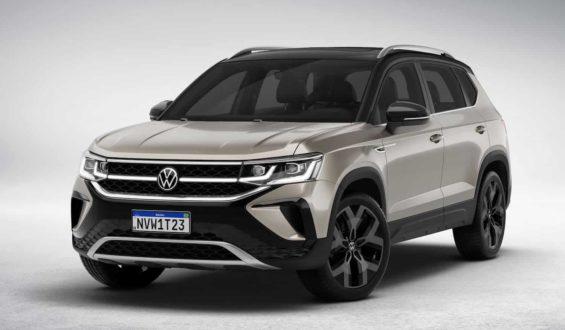 VW Taos aposta no tamanho e segurança para encarar Jeep Compass